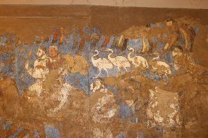 Афросиаб городище Самарканд