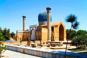 Гур-Эмир мавзолей Тимура и Тимуридов