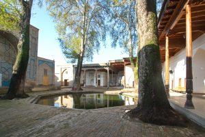 Мечеть Абди Дарун Самарканд